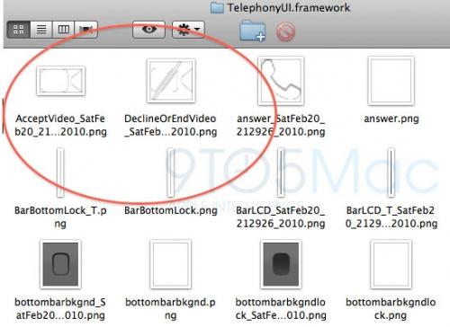Bewijs voor videobellen op iPhone 4G