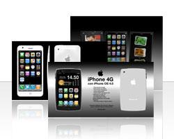 iPhone 4G concepten