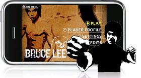 Bruce Lee op de iPhone