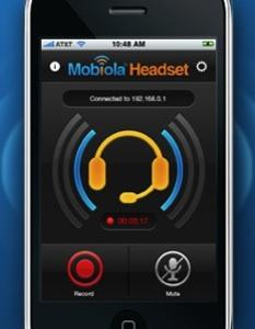 headset mobiola