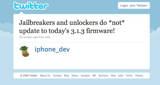 iphone update jailbreak