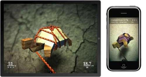 zen bound ipad vs iphone