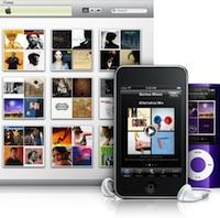 itunes iphone