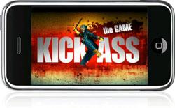 Kick-Ass iPhone