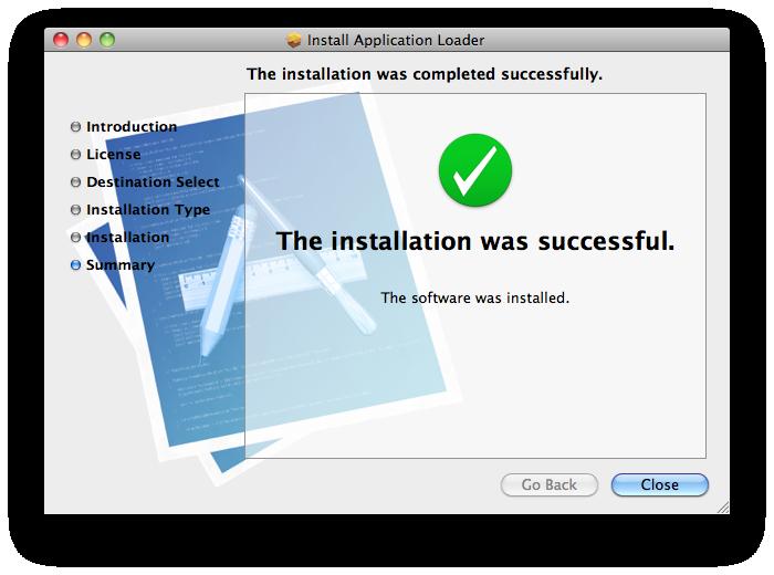 Apple Application Loader