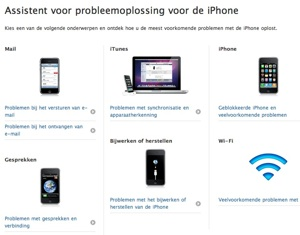 iphone assistent