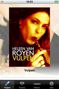 De cover van Vulpen.