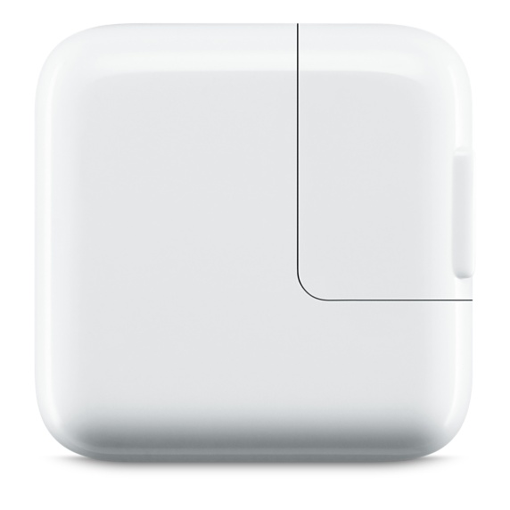 12 Watt iPad adapter