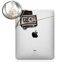 iPad met camera