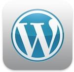 wordpress ipad