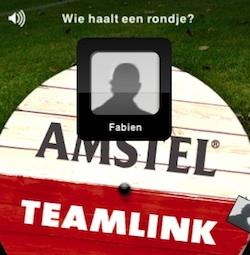 amstel teamlink