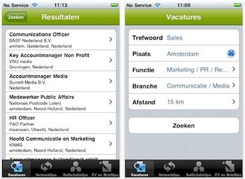 intermediair iphone