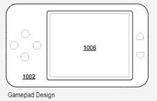 Patent iPhone Gamepad Design