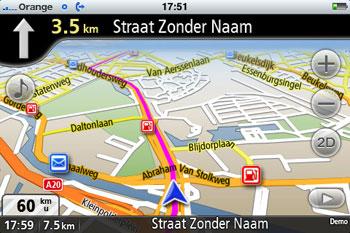 Navmii iPhone Nederland