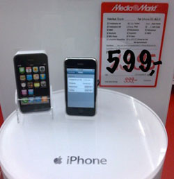 media markt mag iphone 3gs los verkopen. Black Bedroom Furniture Sets. Home Design Ideas