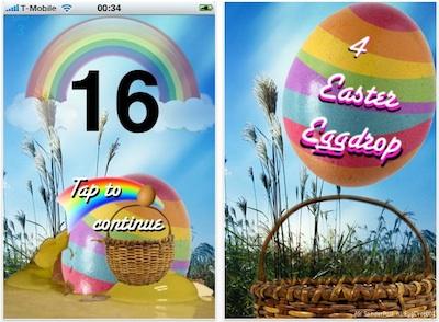 4easter eggdrop