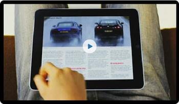 autoweek ipad app
