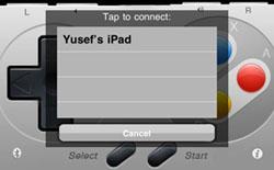 iPhone als SNES HD Controller