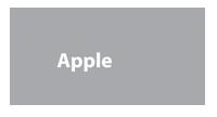 SOS Apple SOS