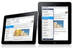 ipad hotmail