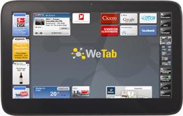 wetab tablet
