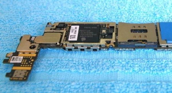 4e generatie iPhone chip