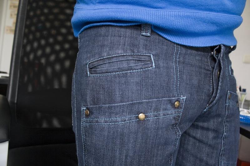 WTFJeans met speciale iPhone-broekzak