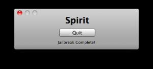 spirit succes