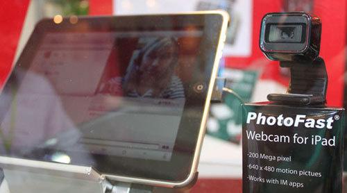 ipad webcam