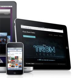 Apple HTML5 op de iPad