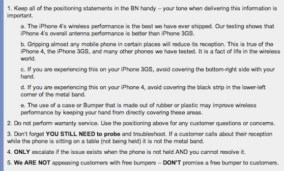 iphone support instructies