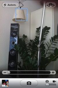 camera app iphone 4