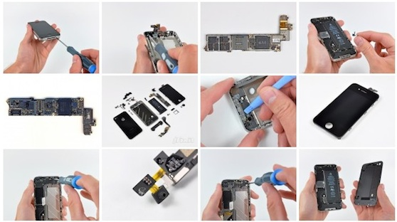 how to open an iphone