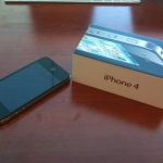 iPhone 4 uitpakfoto 2