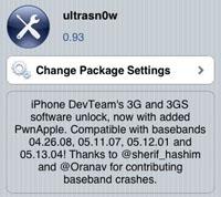 Ultrasn0w 0.93