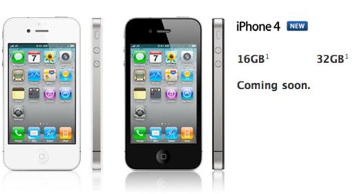 iPhone 4 Canada coming soon