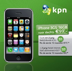 iphone kpn