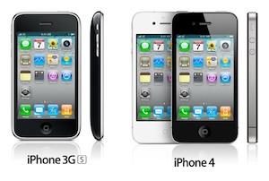 iphone 4 3gs