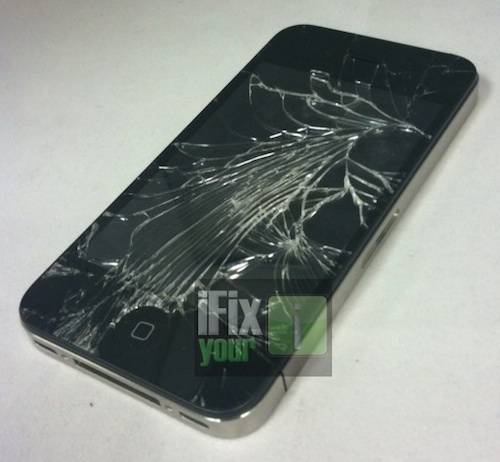 iphone scherm iphone 4
