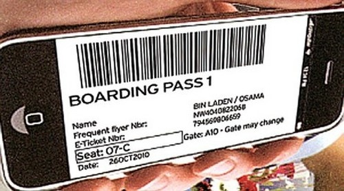 boarding pass iphone