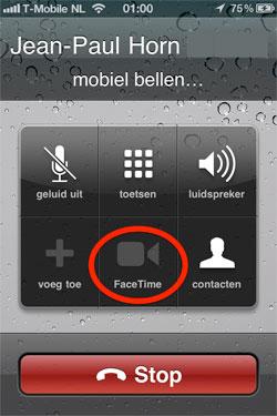 facetime-bellen