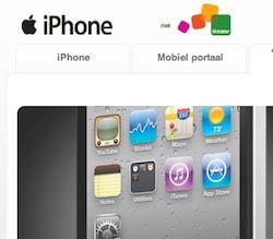 mobistar iphone