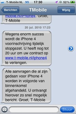 t-mobile sms