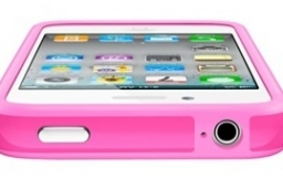 Apple Bumper-case voor iPhone 4