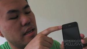 Jason Chen van Gizmodo met gelekte iPhone