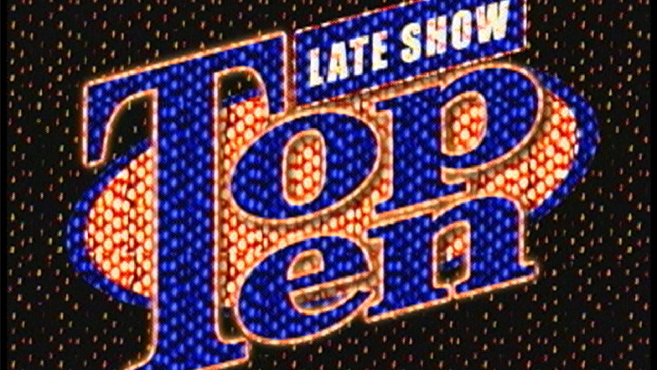David Letterman's Top Ten