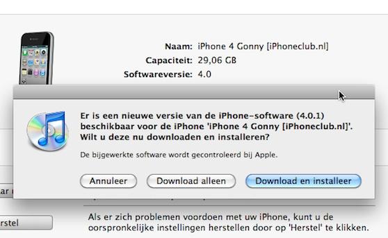 iphone os update