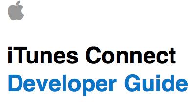 iTunes Connect Developer Guide