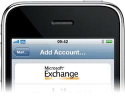 exchange iphone