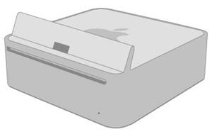 ipad mac mini dock